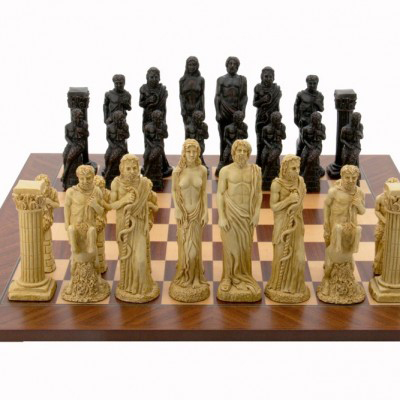 Dal Rossi Gods Of Mythology Chess
