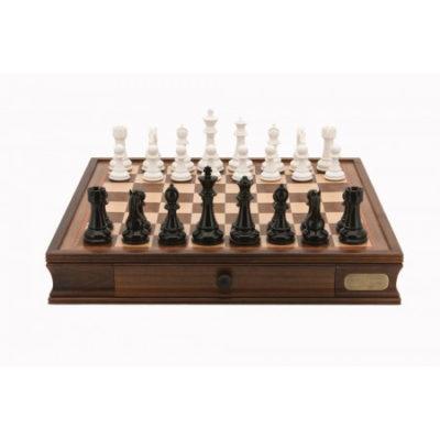 Black and White Dal Rossi Chess