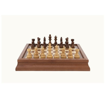 Dal Rossi 45 cm Chess Checkers Backgammon