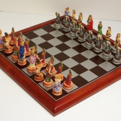 Zodiac Star Signs Chess