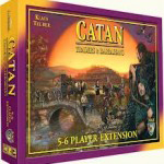 Settlers of Catan: Traders & Barbarians 5-6 Extension