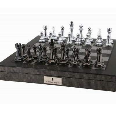 Dal Rossi Silver Titanium Chess