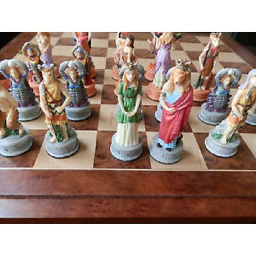 Zodiac Star Signs Chess