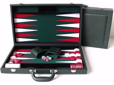 green Backgammon